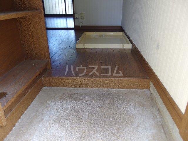 コーポナカザヤ 202号室の玄関