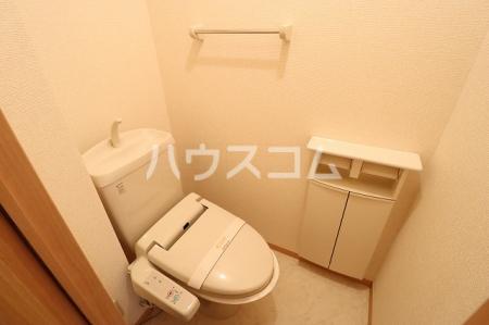 エーデルハイム 201号室のトイレ