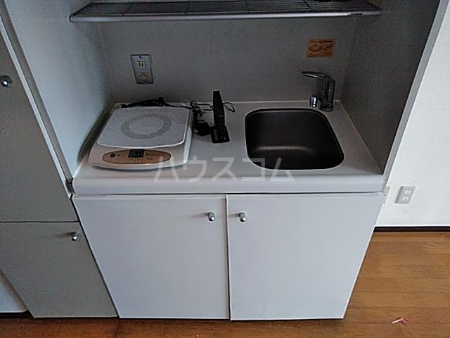 シオン八王子 905号室のキッチン
