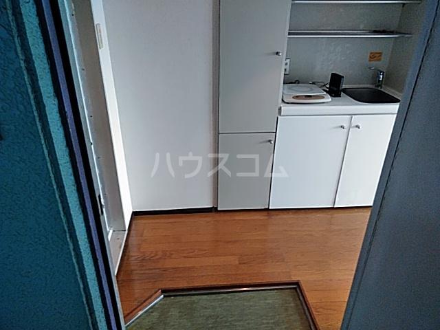 シオン八王子 905号室の玄関
