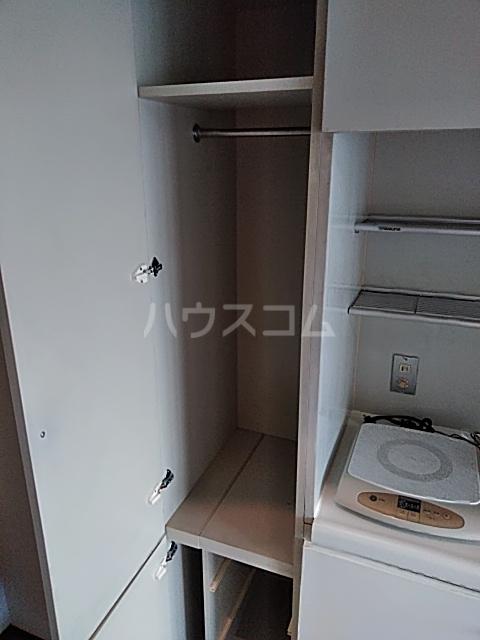 シオン八王子 905号室の収納