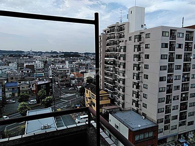 シオン八王子 901号室の景色