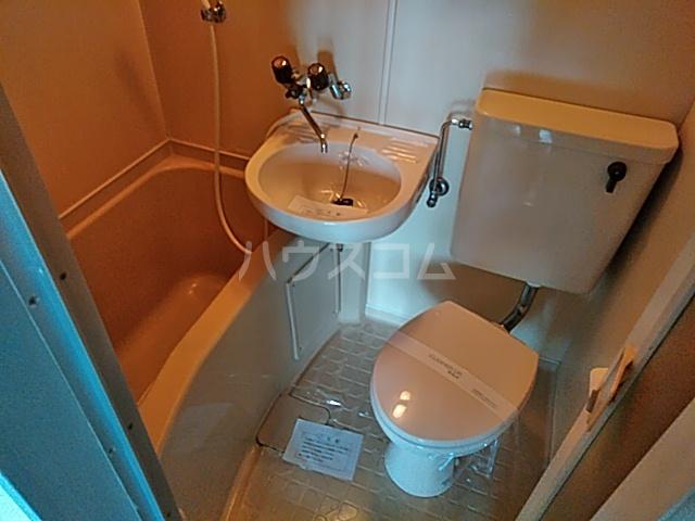 シオン八王子 801号室の風呂