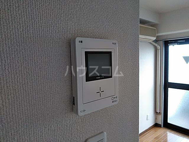 シオン八王子 502号室のセキュリティ