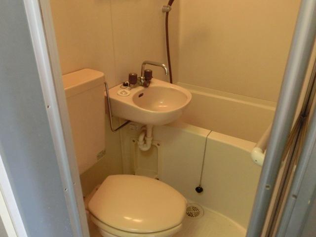 寺尾サイトーレオハウス 202号室の風呂