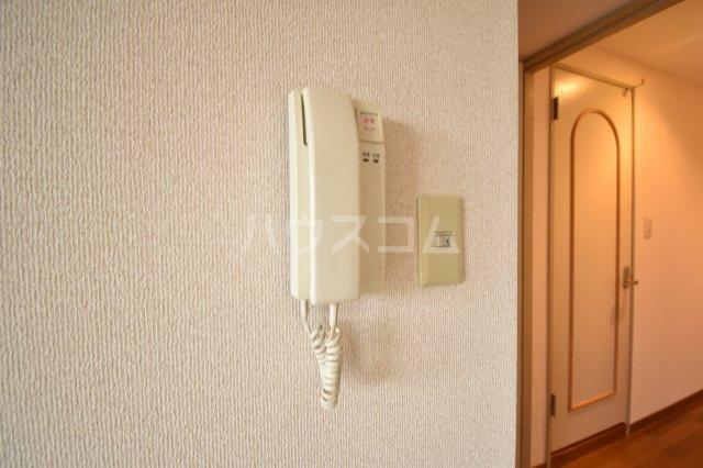 ホーフパラシオン川越 201号室のセキュリティ