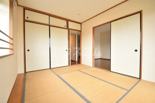 ホーフパラシオン川越 201号室の居室