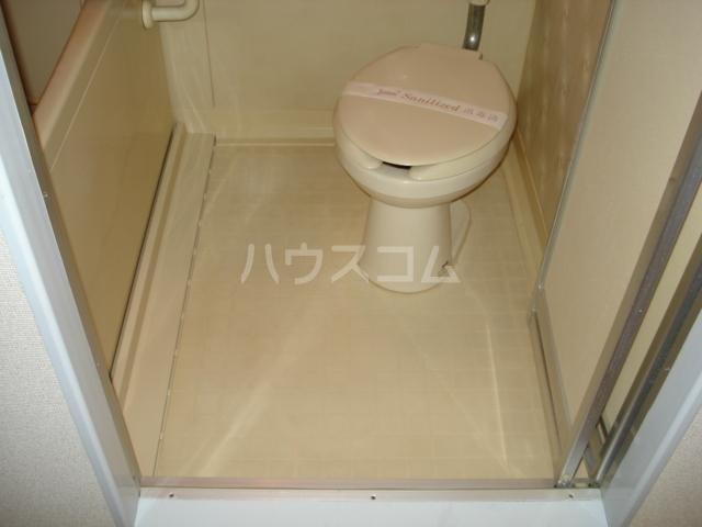 エルタウン中畑(L TOWN中畑) 00103号室のトイレ