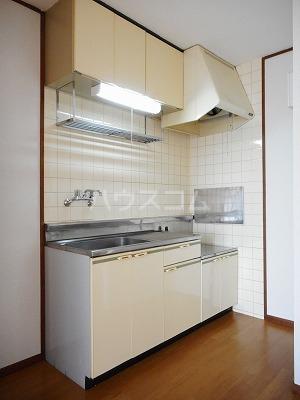 クレインコートハウス 02010号室のキッチン