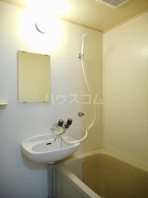 クレインコートハウス 02010号室の風呂