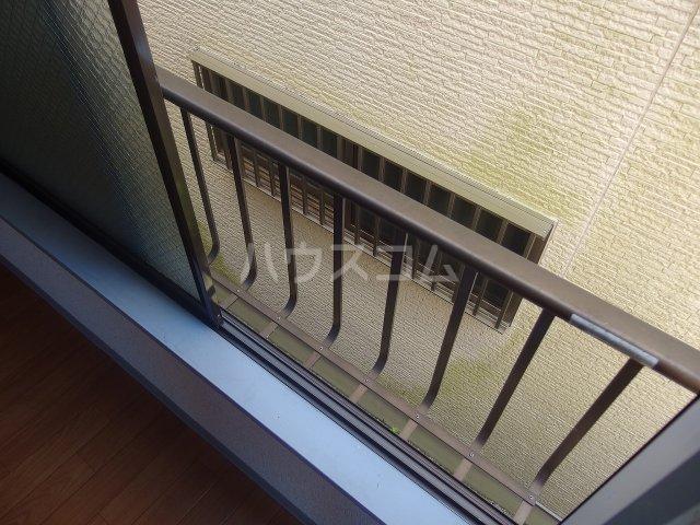アーバンハイツ高幡 105号室のバルコニー