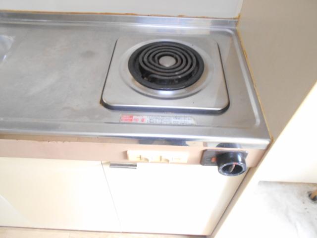 コーポナナオ 102号室のキッチン