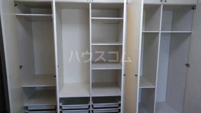 日建シェトワ-5 401号室の収納