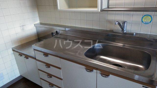 日建シェトワ-5 401号室のキッチン