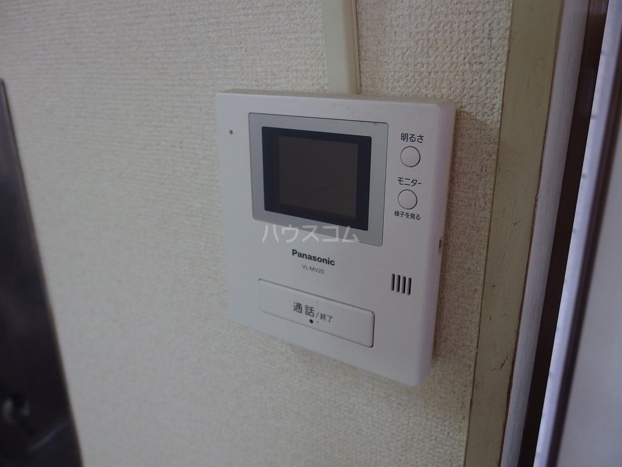 ヴィラ桜ヶ丘 106号室のセキュリティ