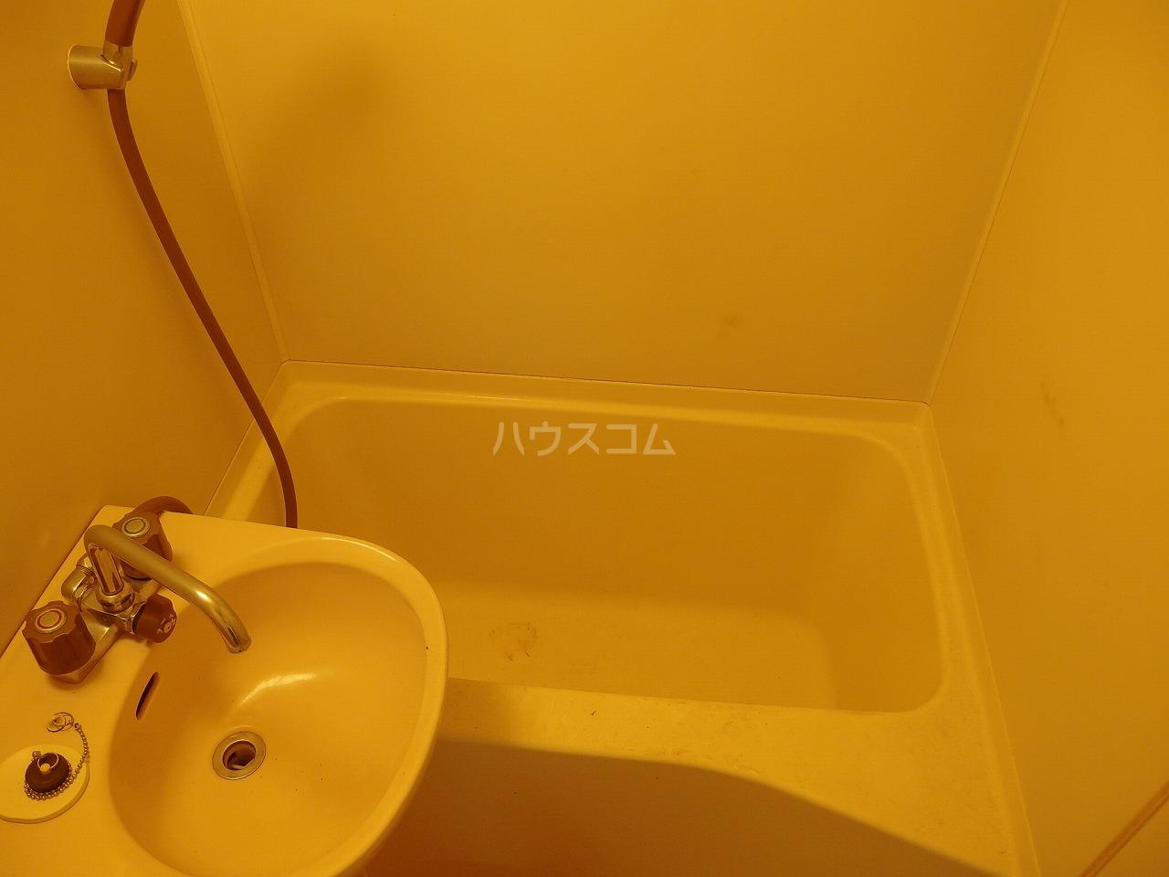 ヴィラ桜ヶ丘 106号室の風呂