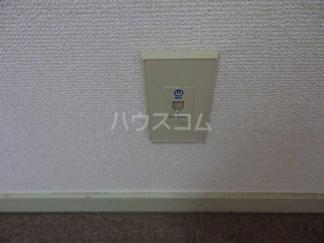 ヴィラ桜ヶ丘 106号室の設備