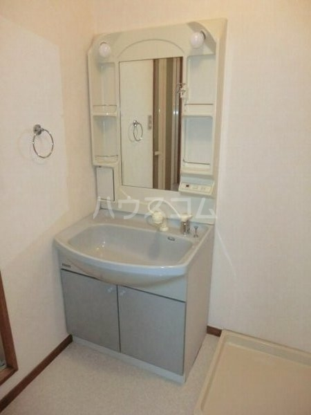 ルミエール松河戸 305号室の洗面所