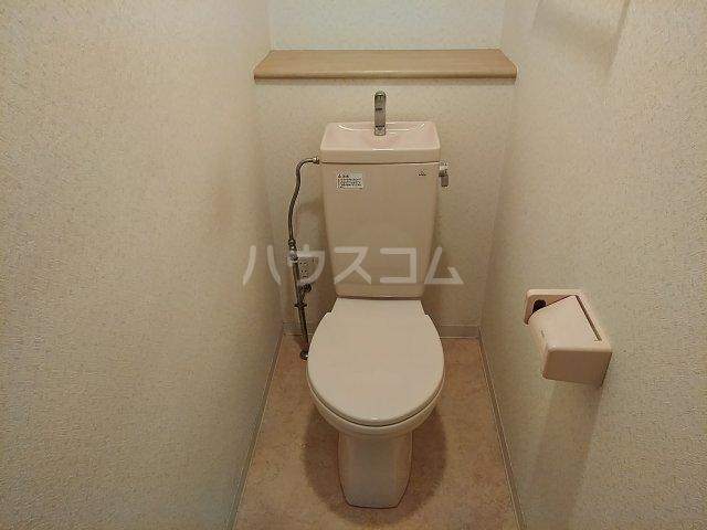 ティーダのトイレ