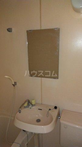 メゾンドタイガB棟 101号室のトイレ