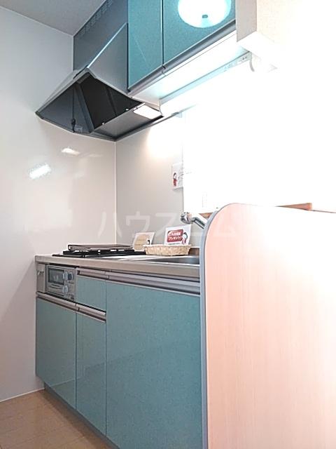 モナリエ穴橋 101号室のキッチン
