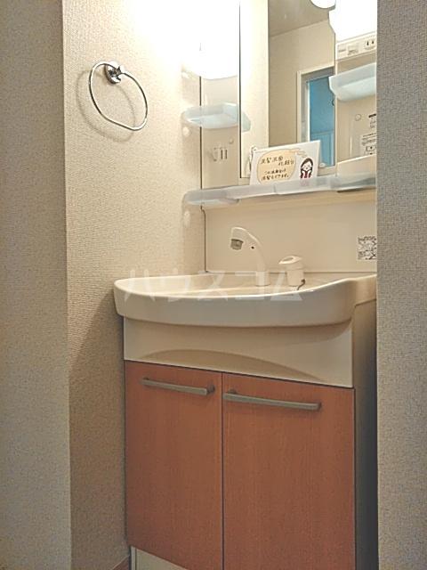 モナリエ穴橋 101号室の洗面所