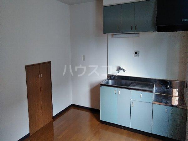 ウィンディボナール岩崎のキッチン