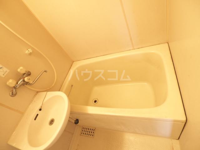 セジュールときわ 205号室の風呂