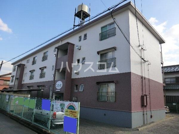 関田農住団地コーポつかさ 302号室の外観