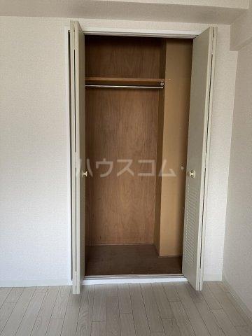 ハイライフ大曽根 203号室の収納