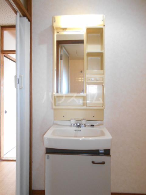 第1サンハイツ戸崎 303号室の洗面所
