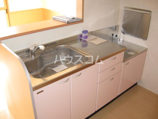 セピアコート 105号室のキッチン