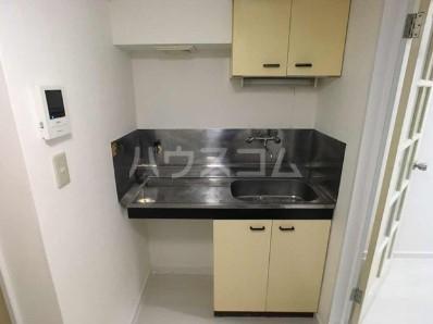 リコリスB 121号室のキッチン