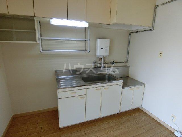 第2岐南ビル 3B号室のキッチン