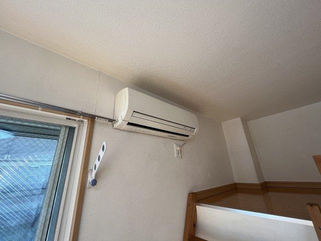 トリコロール・ピエテ 201号室の収納