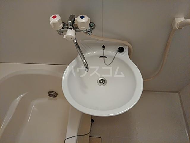 トリコロール・ピエテ 207号室の洗面所