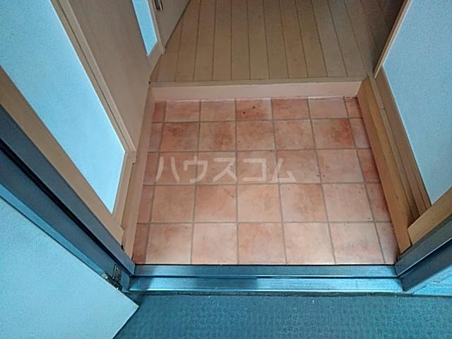 トリコロール・ピエテ 207号室の玄関