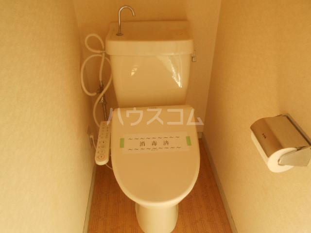 メゾンド・エメラルド 107号室のトイレ