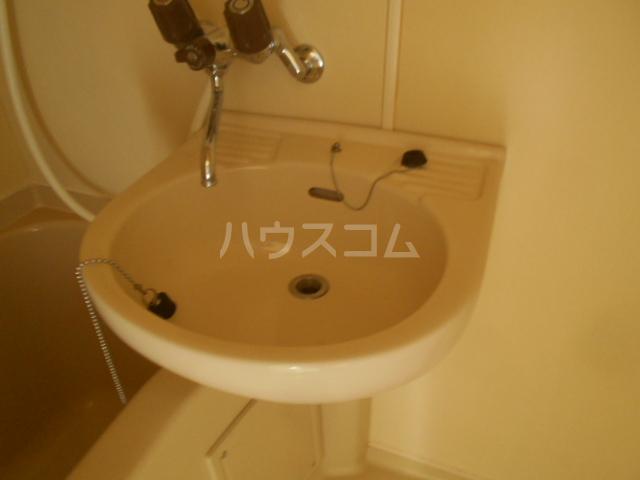 メゾンド・エメラルド 107号室の洗面所