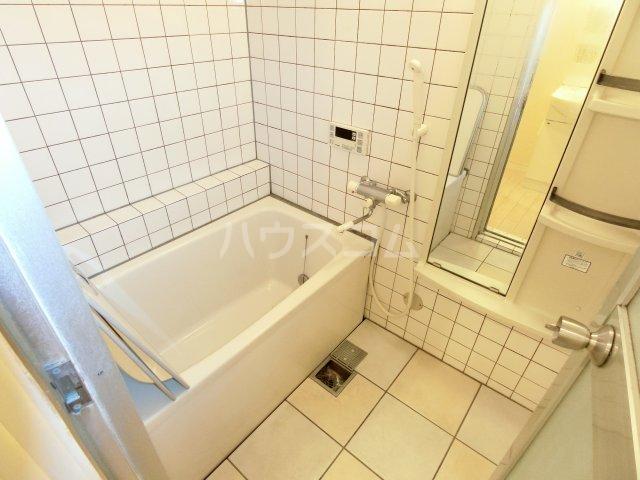 第2岐南ビル 4D号室の風呂