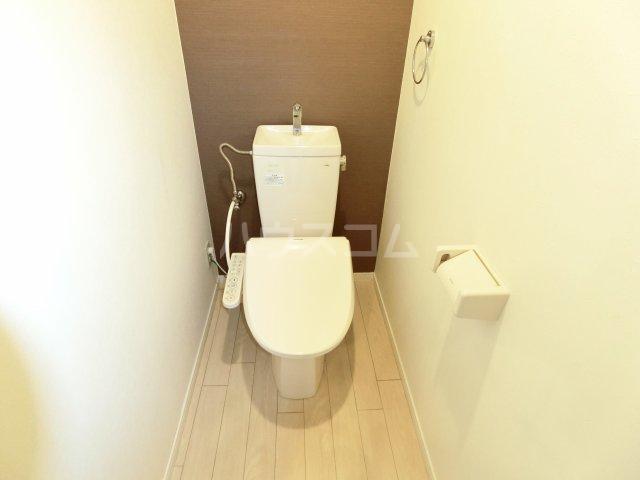 第2岐南ビル 4D号室のトイレ