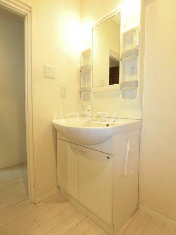 第2岐南ビル 4D号室の洗面所