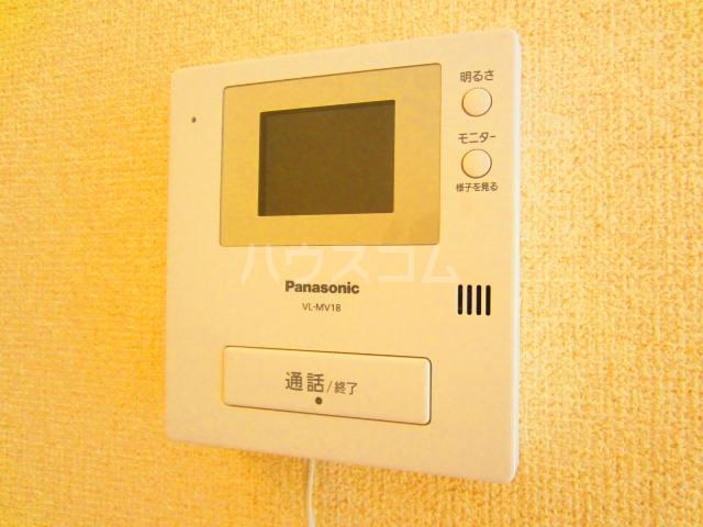 メゾン上福岡 203号室のセキュリティ