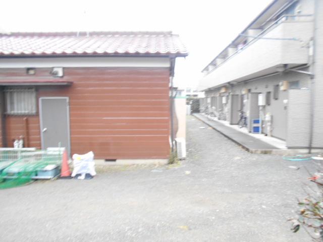 持田貸家10号棟の景色