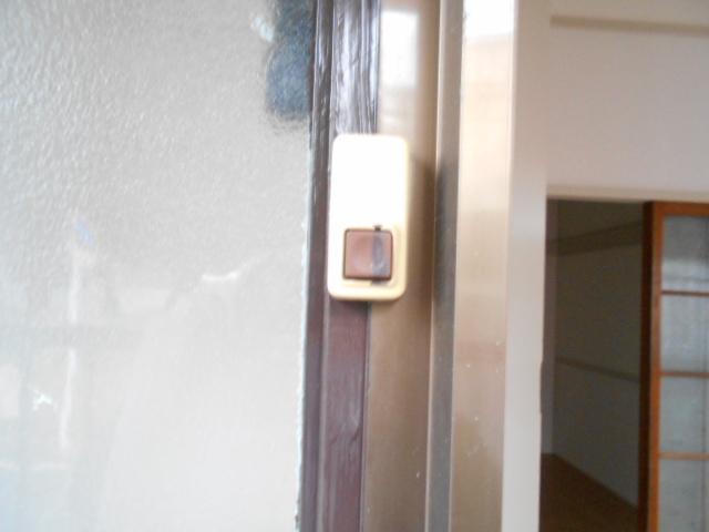 持田貸家10号棟のセキュリティ