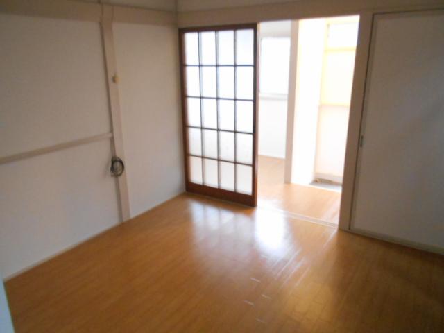 持田貸家10号棟のリビング