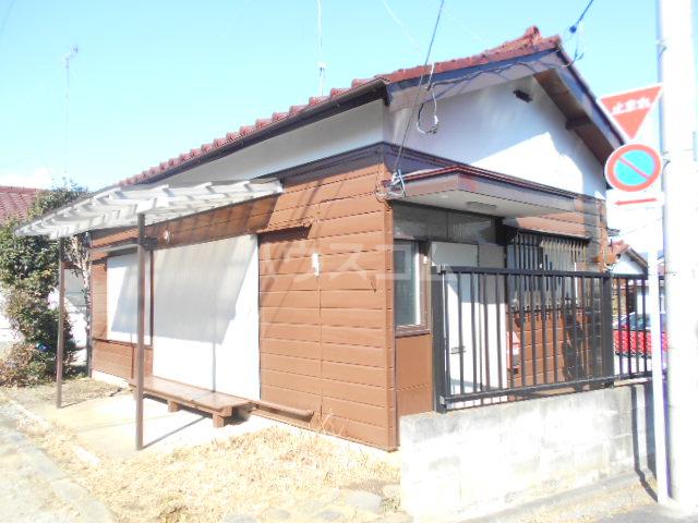 持田貸家10号棟の外観