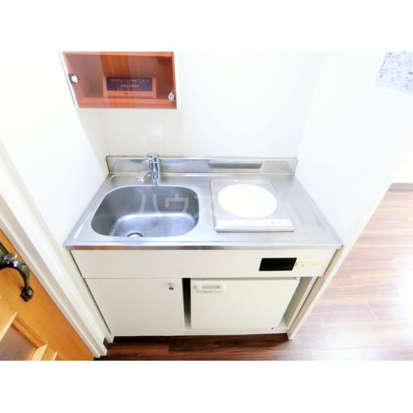 ライオンズマンション聖蹟桜ヶ丘第3 101号室のキッチン