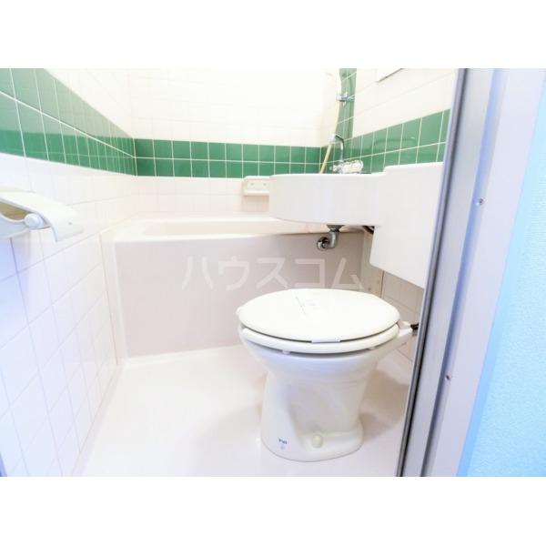 ライオンズマンション聖蹟桜ヶ丘第3 101号室の洗面所