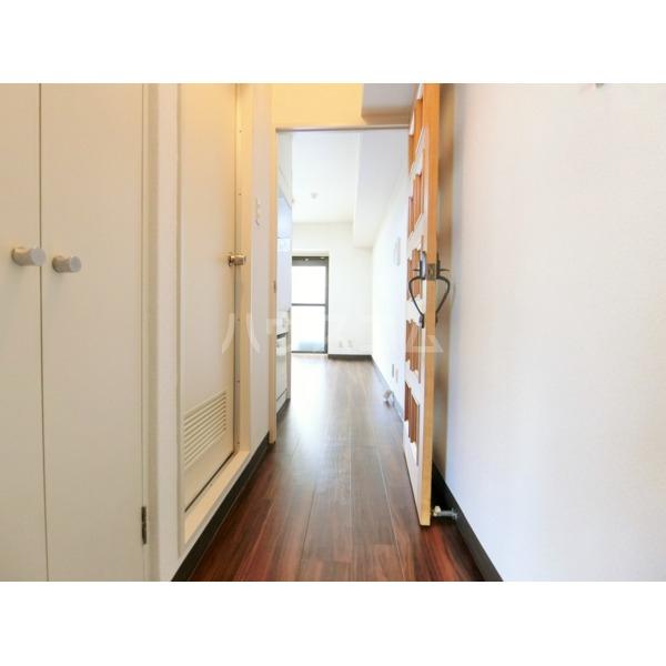 ライオンズマンション聖蹟桜ヶ丘第3 101号室の玄関
